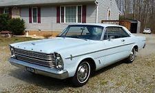 1966 Ford Galaxie Galaxie 500