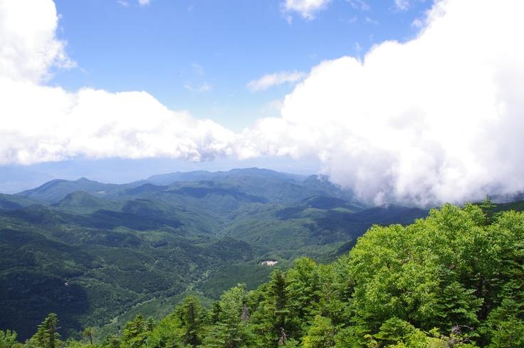 Mt.Kimpusan (金峰山) , J@pan