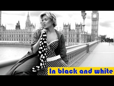 The English We Speak - In black and white (transcript video) - LinkEngPark