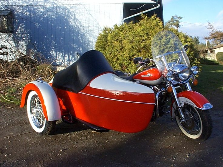 1000+ images about Motorcycles with Sidecars on Pinterest ...
