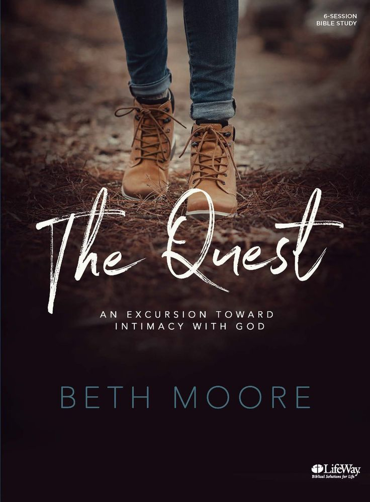 "Beth Moore is releasing a new book and study series called ""The Quest"". She offers a glimpse into its purpose with the words, ""To foster an adventurer-mentality as royal subjects …"