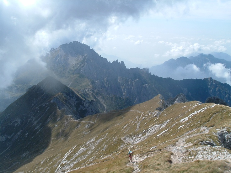 Grignetta vista dal Grignone