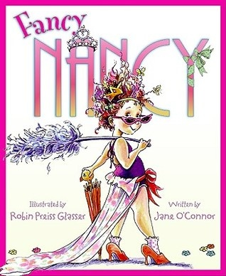 Fancy Nancy books for little girls - - fun, girly stories that are great vocabulary builders!