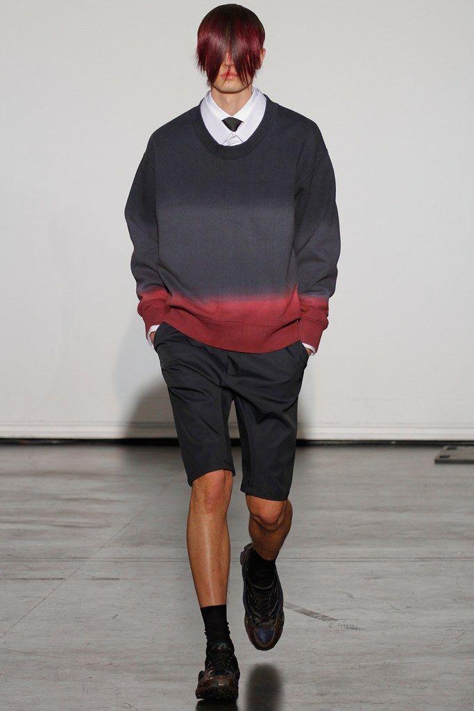Raf Simons Fall 2012 Menswear Fashion Show