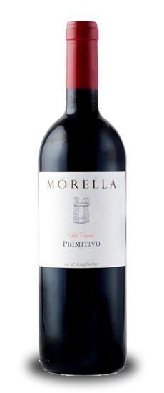 OLD VINES PRIMITIVO - 2007 - Morella - Puglia