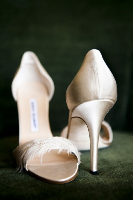 The Prettiest Wedding Shoes Ever!