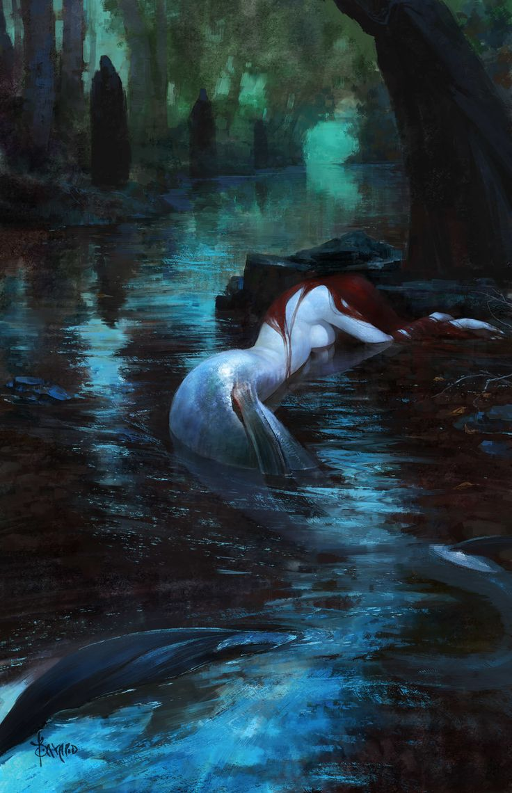 fantasyartwatch: Fate by Bayard Wu