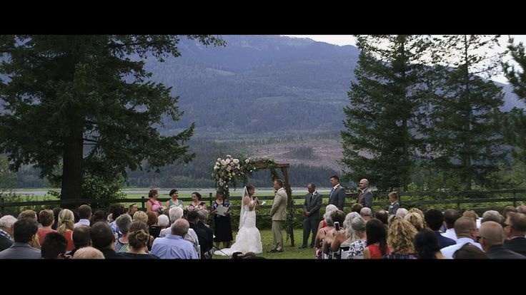 Alice + Chris Wedding Highlight Film | Revelstoke Wedding | Parfait Productions  http://www.parfaitweddings.com/