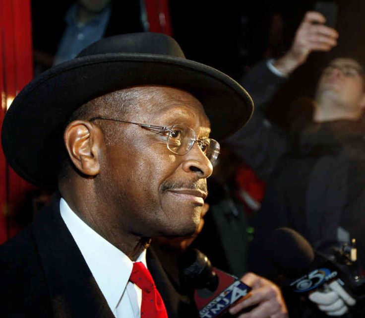 """They call me racist too just because I disagree with a President who happens to be black. You are not racists -- you are patriots."" – Herman Cain"