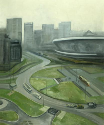 """Maciej Bieniasz """"Rondo"""" (1970)"""