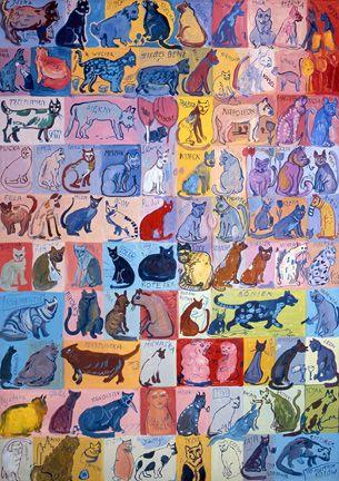 100 Polish Cats