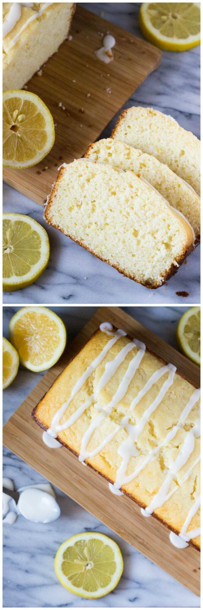The softest, moistest lemon loaf. Bursting with fresh lemon flavor - this easy recipe is even better than the Starbucks version!