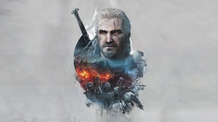 Download The Witcher 3 Wild Hunt High Resolution Geralt of Rivia 2560x1440