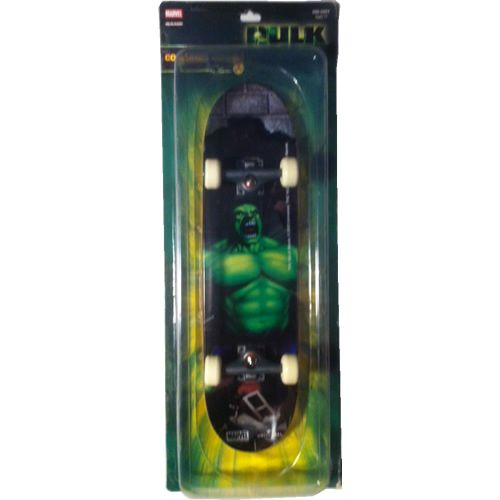 "HULK Collector Board 10"" Mini Skateboard Marvel The Hulk Movie 2003"
