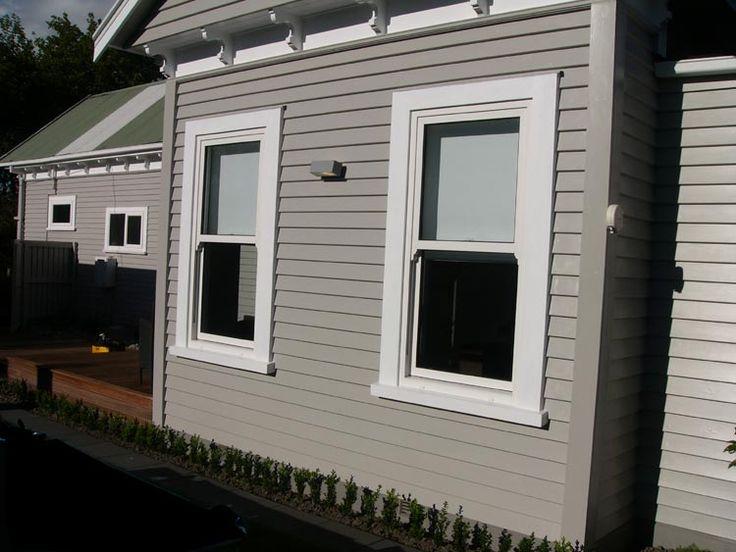 PVC window - double hung