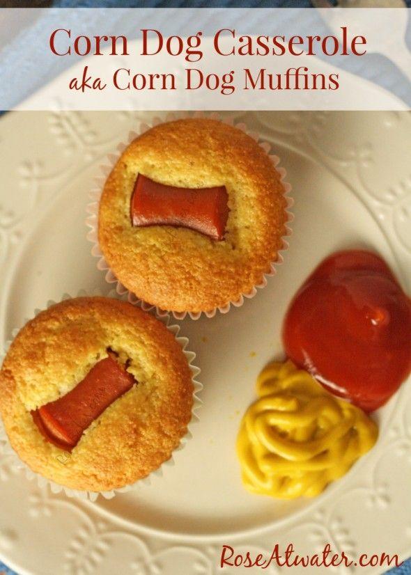 Best 25+ Corn dog muffins ideas on Pinterest | Corn muffin ...