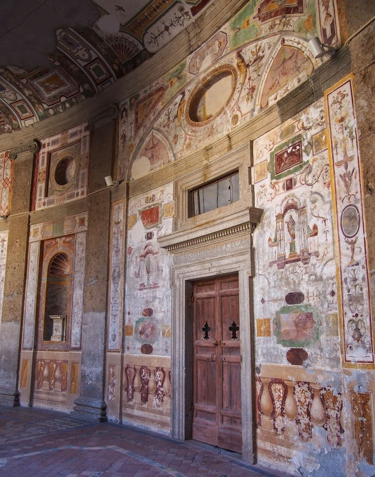 Don't overlook Palazzo Farnese in Caprarola. Too many visitors do miss it, which works in your favor -- it's a hidden [in plain sight] gem about 90 minutes from Benano. Book a tour with Emanuela, the best guide in the region. You'll enjoy it all that much more.