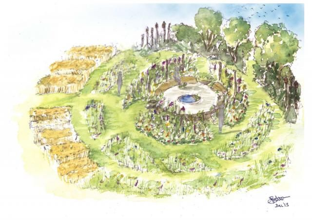 Designing a Wildlife Garden & Eating It Too
