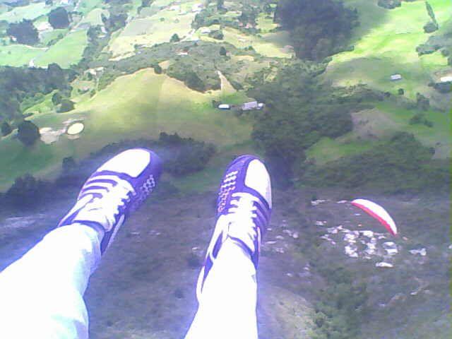 Volando , parapente, fly