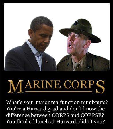 marine corps | It's Marine Corps, Not Corpse!