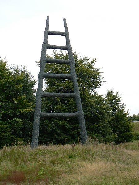 Armando - De ladder/Der Leiter - Amersfoort