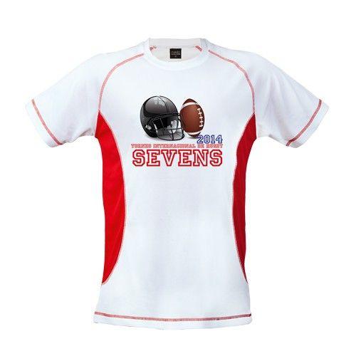 Camiseta Tecnic Combi 100% poliéster y transpirable, disponible en varios colores. Se puede personalizar con el logo de su empresa y regalar en campañas de publicidad. #tiendaonline #regalosoriginales #textil #reclamospublicitarios