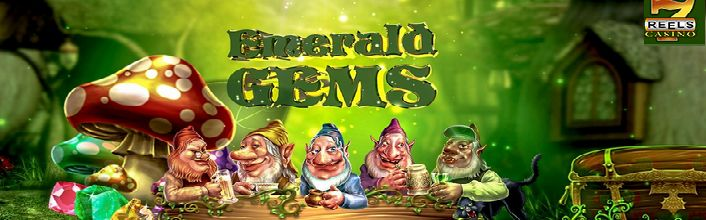 Head to the Emerald Isle to win a share of $15,000 in the Emerald Gems #slot tournament at 7 Reels #Casino- http://freeslotmoney.com/15000-emerald-gems-slot-tournament-at-7-reels-casino/