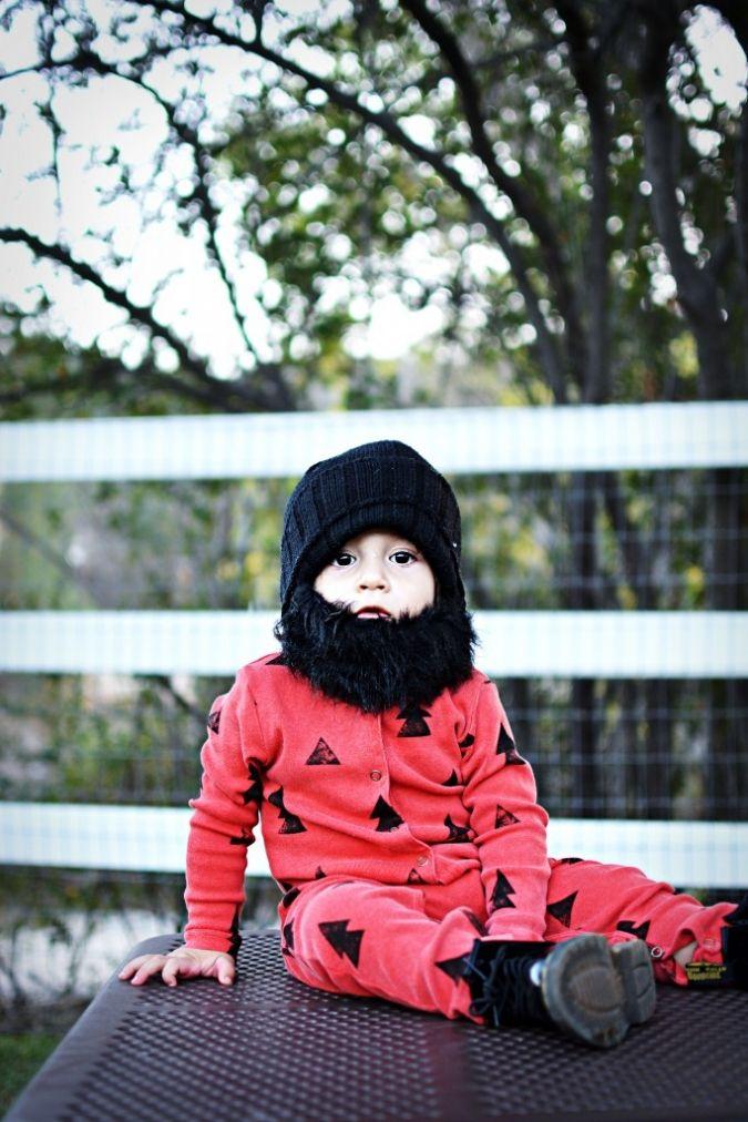 Easy Lumberjack Costume