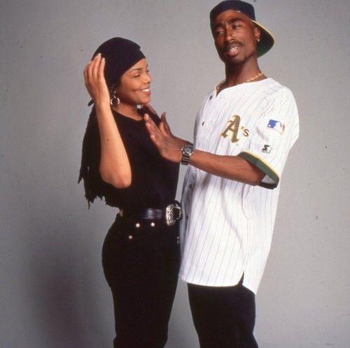 Janet Jackson x Tupac