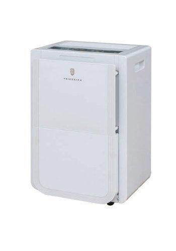 Friedrich D50BP 50 Pint Dehumidifier with Built-In Drain Pump Front Bucket and Continuous Drain