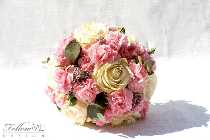 Follow ME DESIGN | Bukiety ślubne | Dekoracje kwiatowe