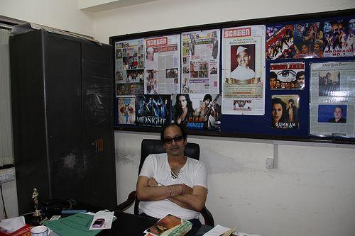 Mr Subir Mukherjee of Filmalaya Studios Andheri Mumbai