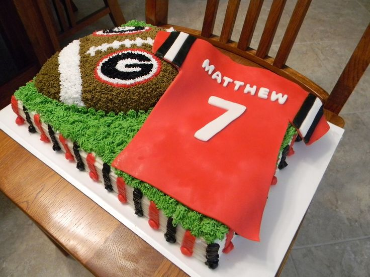 Cake Art Ga : Best 25+ Bulldogs football ideas on Pinterest Ga ...