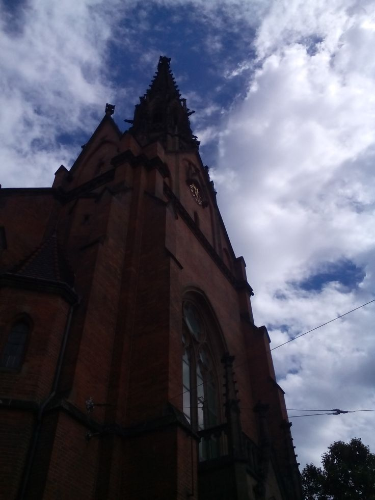 Brno red church