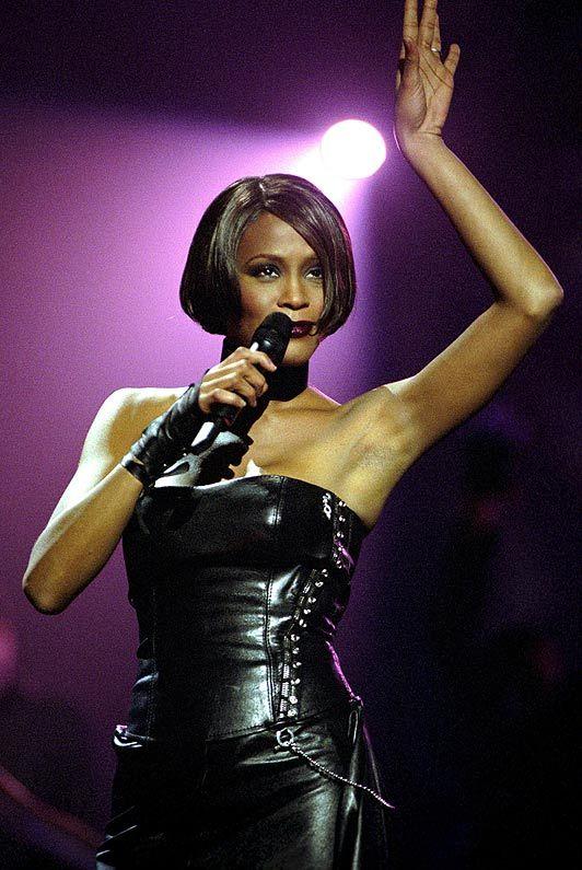 Whitney Houston - leo