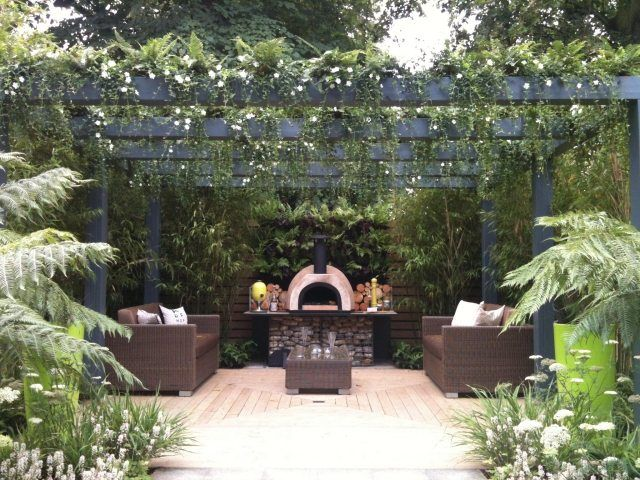 best 20+ pergola holz ideas on pinterest, Gartengerate ideen