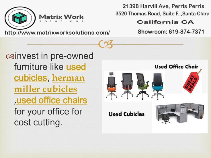 Invest in #preOwned  #furniture and save your #money .