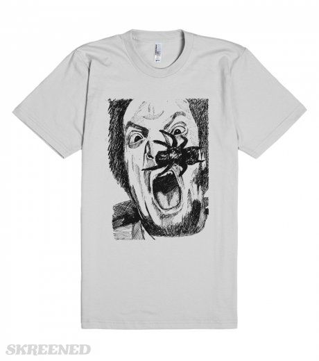 Check out my new design on @skreened Marv Screaming From Home Alone. T-Shirt SOLD!!