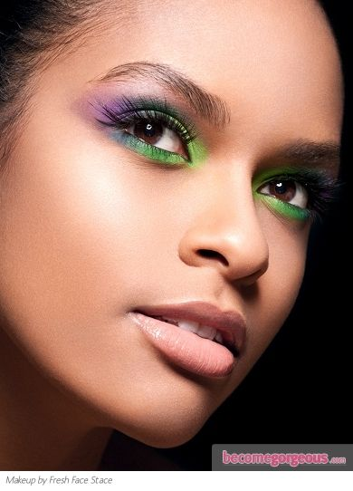25+ great ideas about Exotic Makeup on Pinterest | Exotic ...