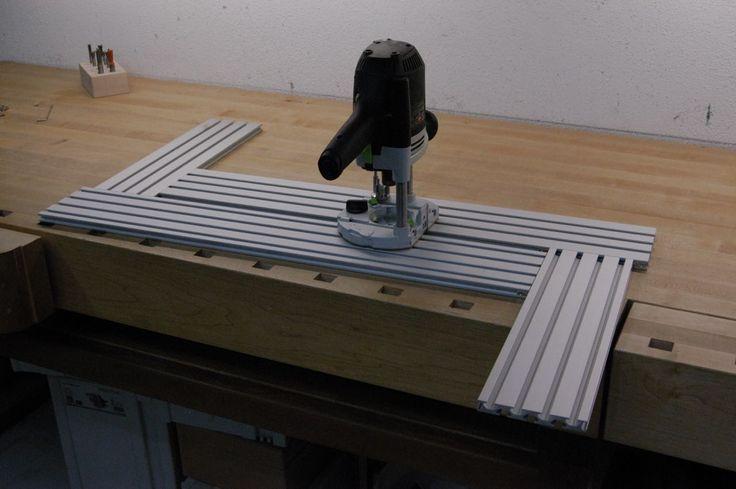 fr sschablone f r die oberfr se im eigenbau werkstatt jigs und tools. Black Bedroom Furniture Sets. Home Design Ideas