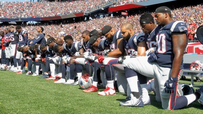 El Canal de Jose Luis Sierra: Por qué algunos jugadores de la NFL se arrodillan ...