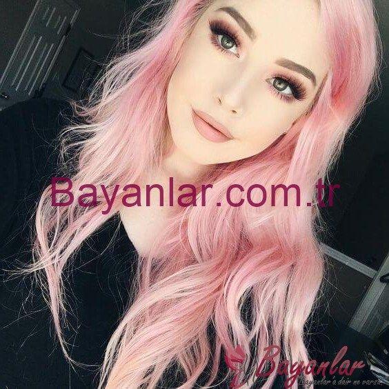 Açık Pembe Saç Modelleri Yeni Trend - http://www.bayanlar.com.tr/acik-pembe-sac-modelleri-yeni-trend/