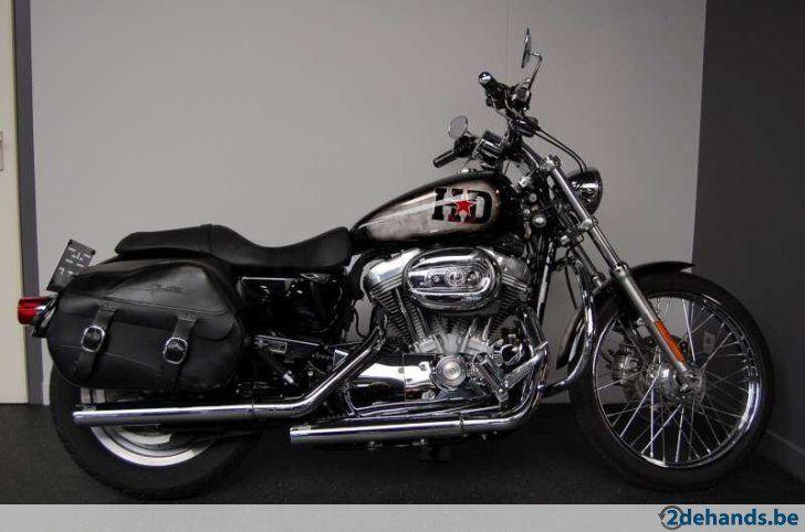 Harley sportster 883 2007