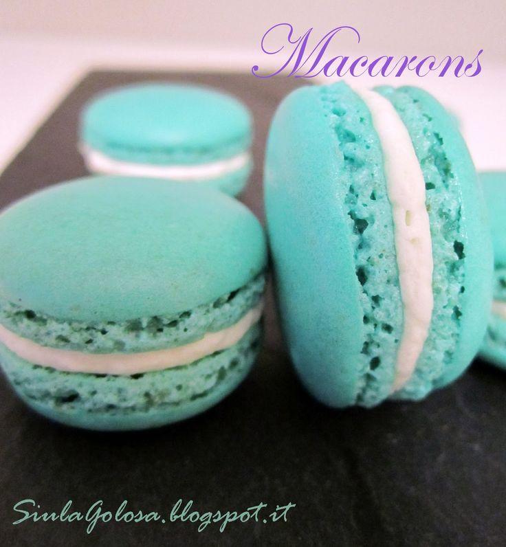 Macarons SiulaGolosa.blogspot.it