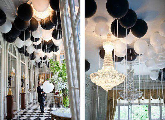 wedding ceiling & lightning
