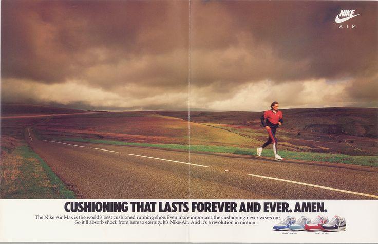 Nike Air Max 1, 1987 (click the pic for hi-res) | Nike air max ...