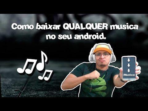 Como Baixar musica direto no seu celular ( Moto - YouTube