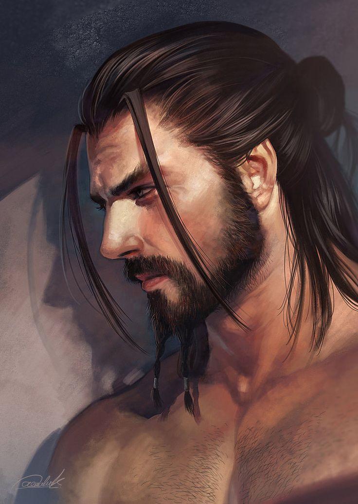 Carlnes Portrait by aenaluck.deviantart.com on @DeviantArt