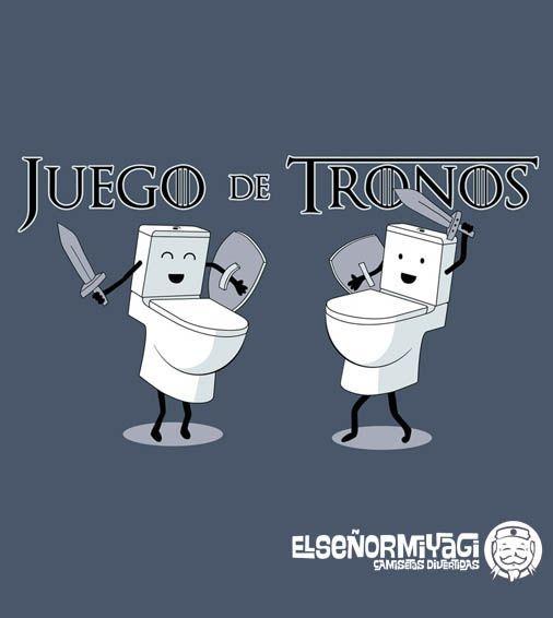 #Juego de Tronos