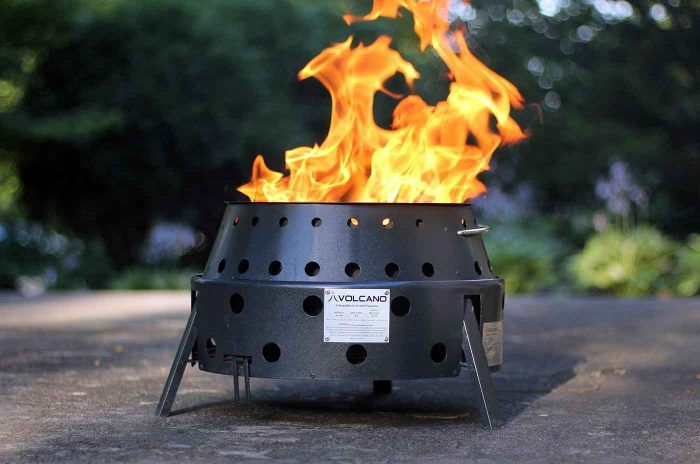 Quality review on versatile Volcano Grills from one of the best gear review websites: GearJunkie  Get yours today at www.volcanogrills.com